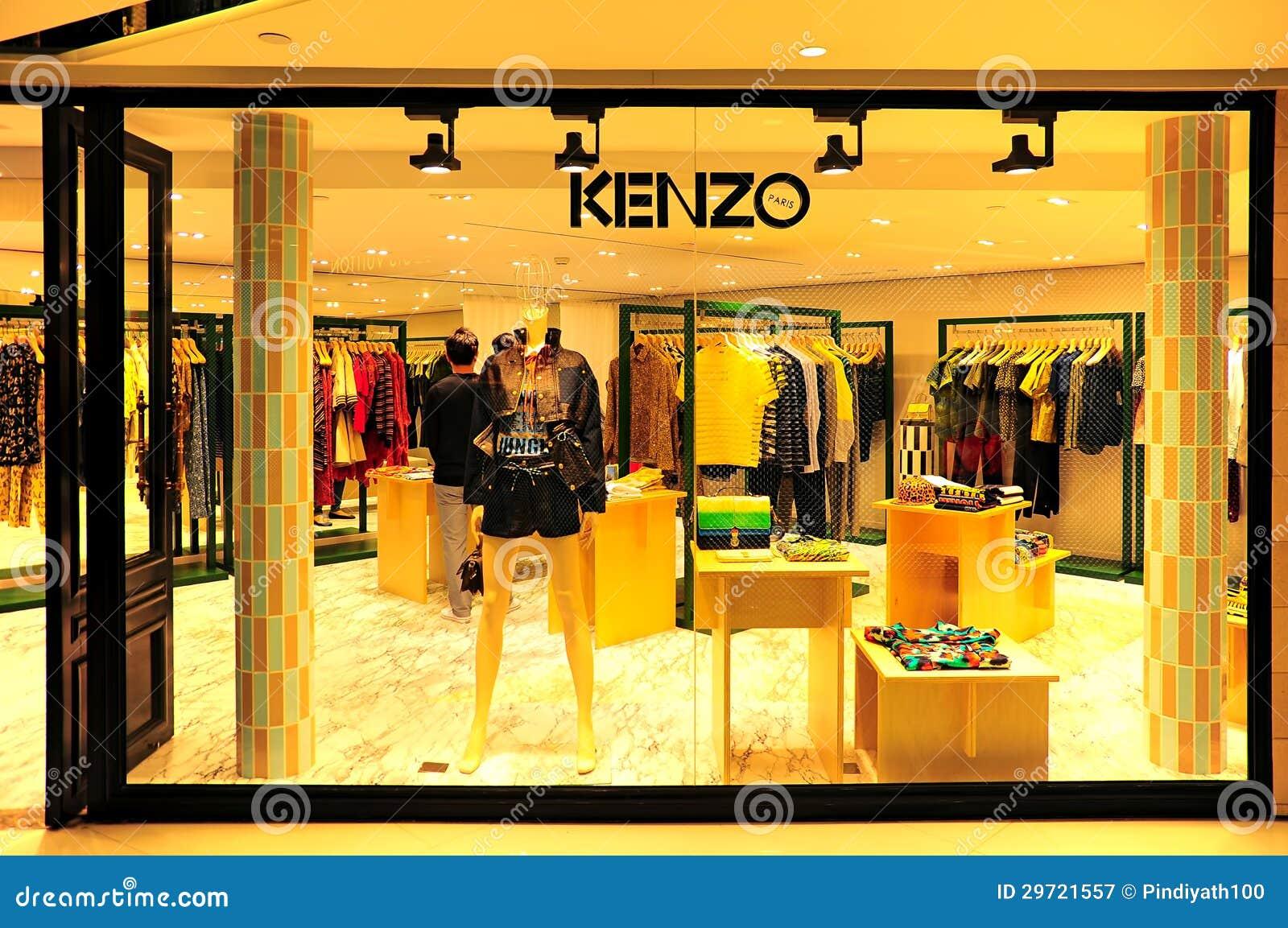 Bossini apparel outlet at the peak galleria, hong kong