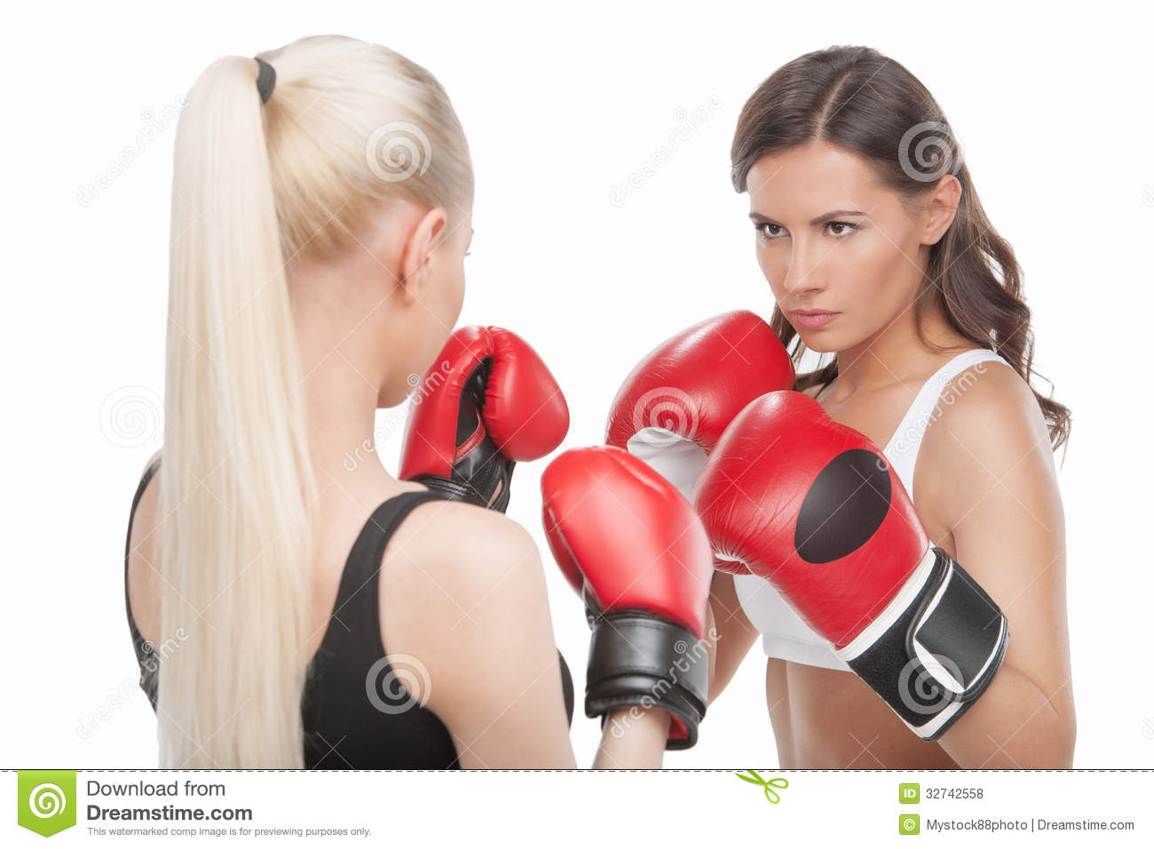 how to stop feeling competitive with other women