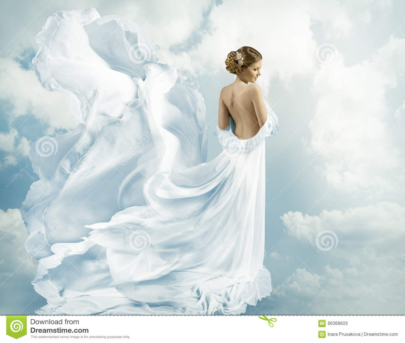Wind dress pictures
