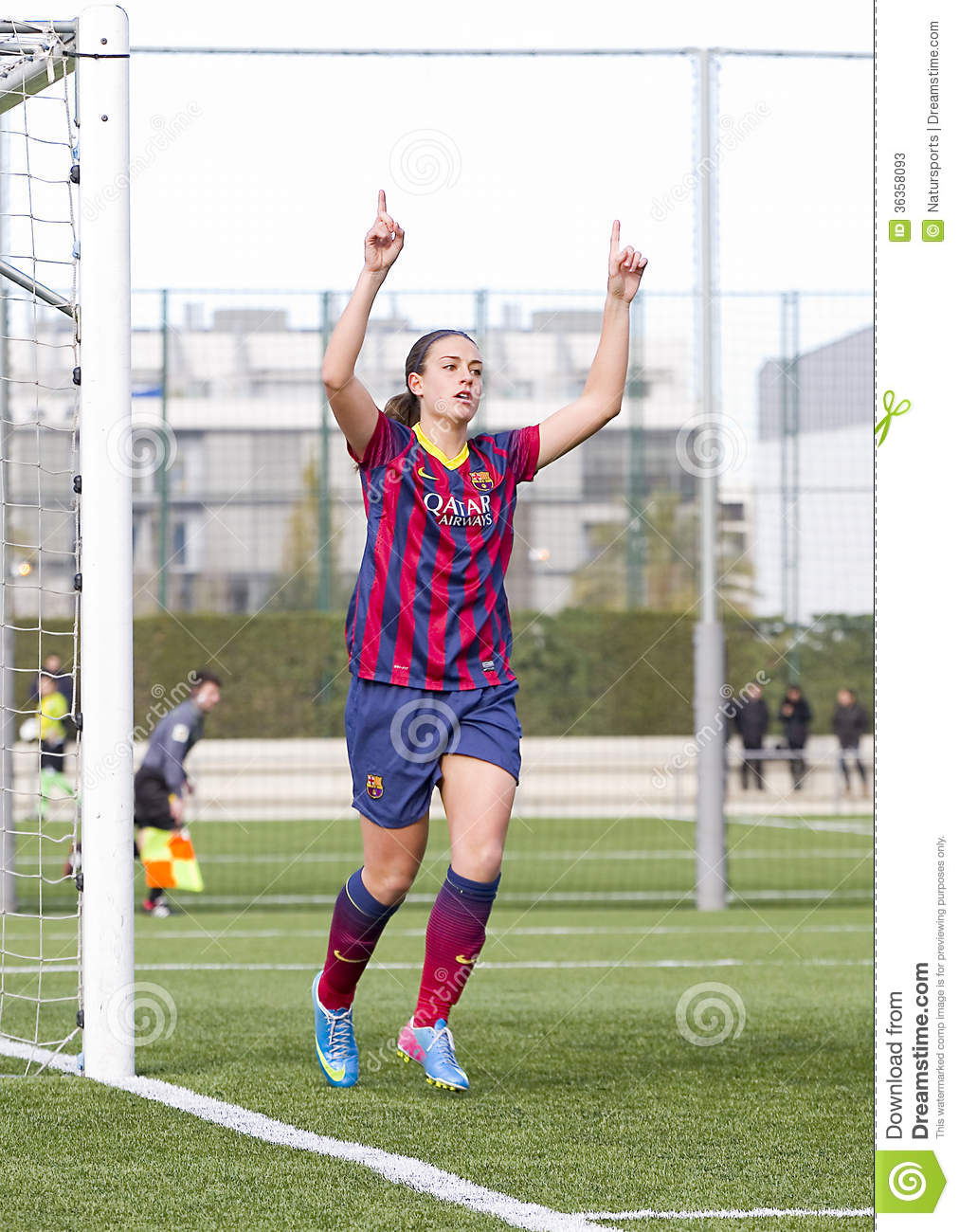 Women fc barcelona alexia putellas editorial stock photo image 36358093 - Forlady barcelona ...