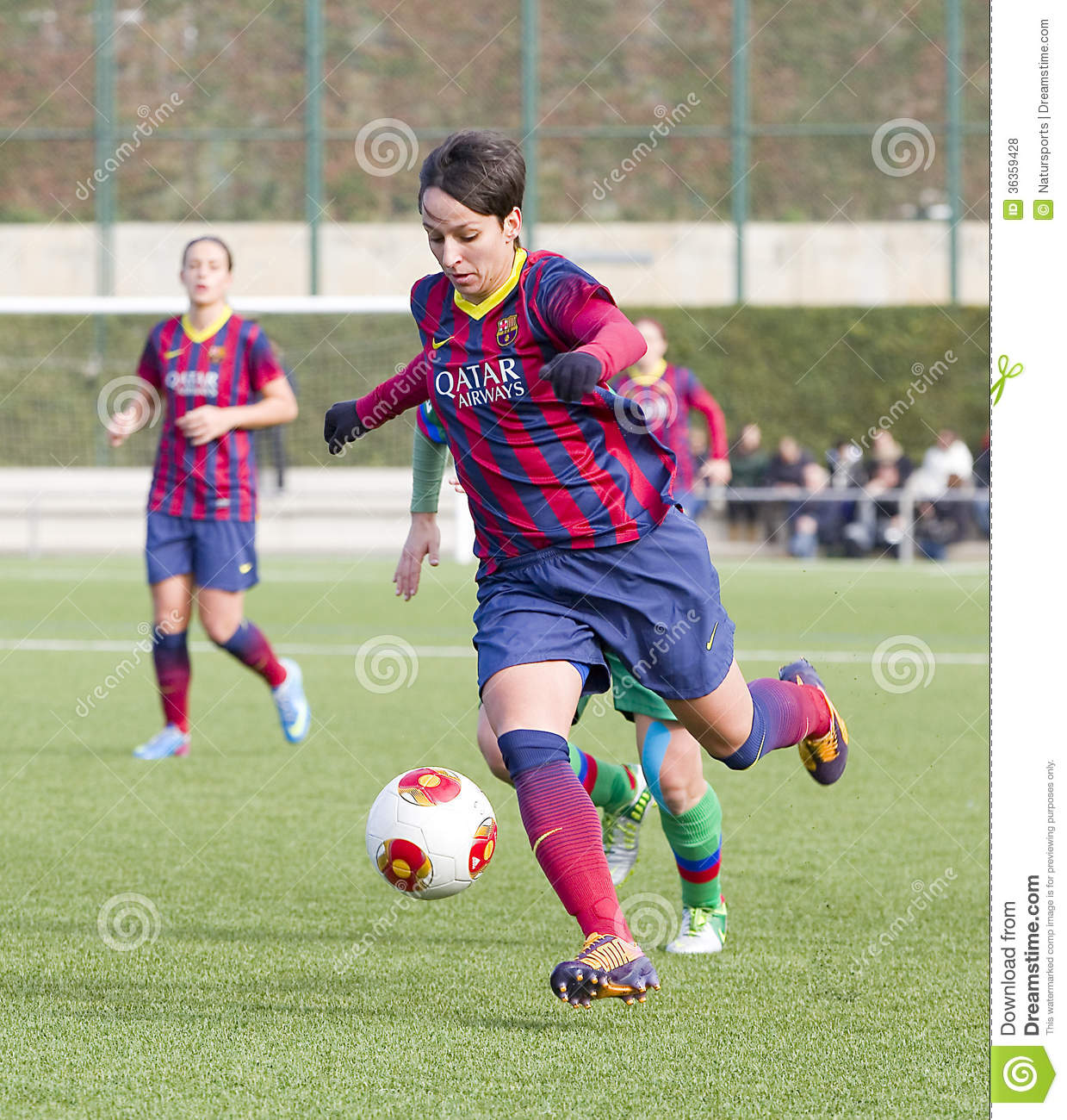 Women fc barcelona marta corredera editorial stock photo image 36359428 - Forlady barcelona ...