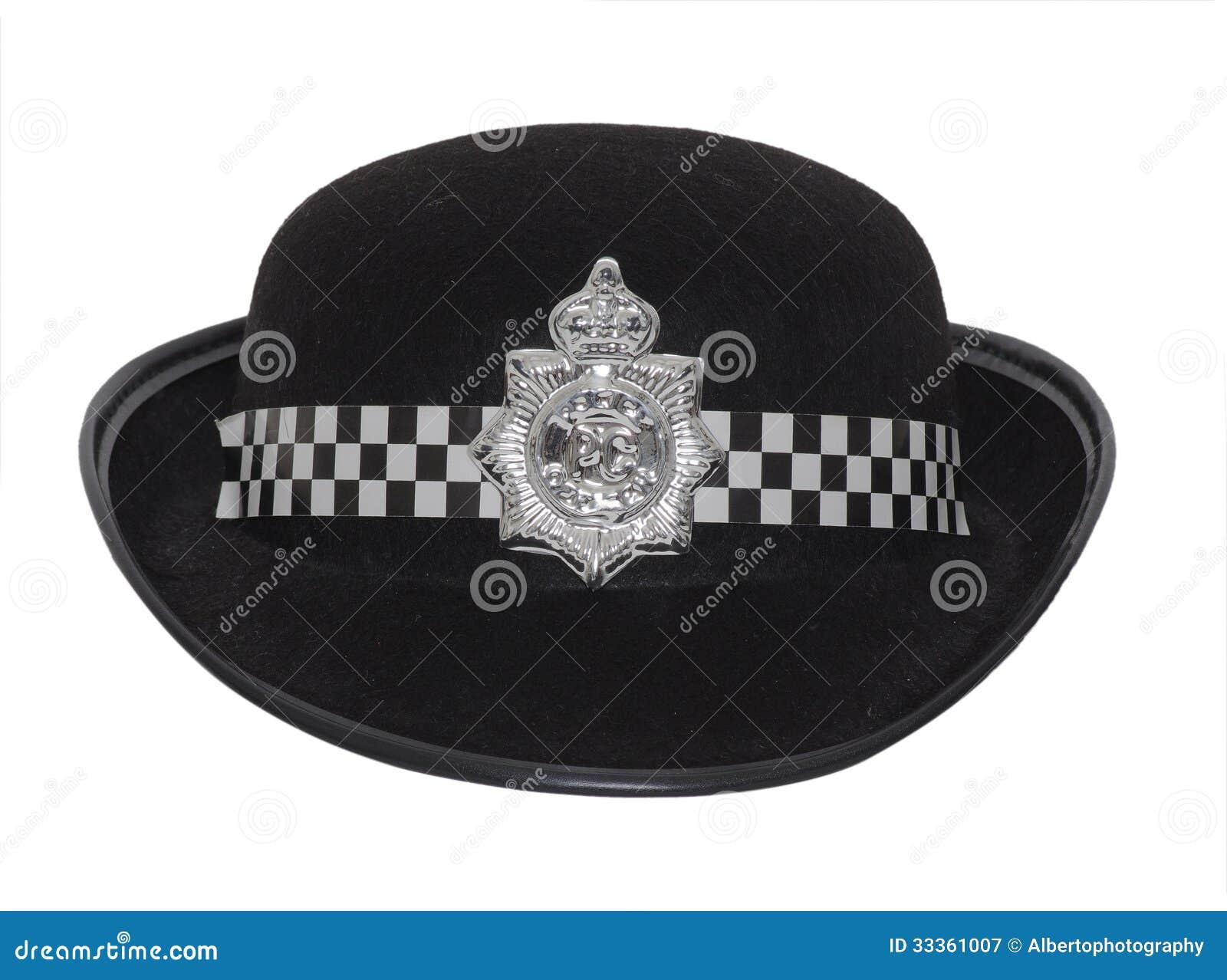Women police hat