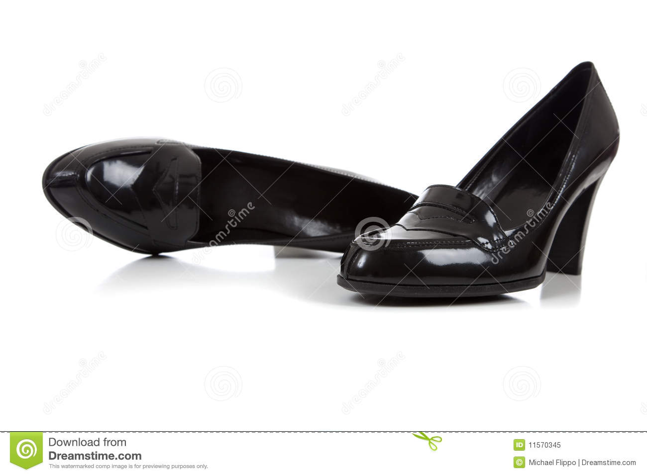 Black Dress Shoes For Women