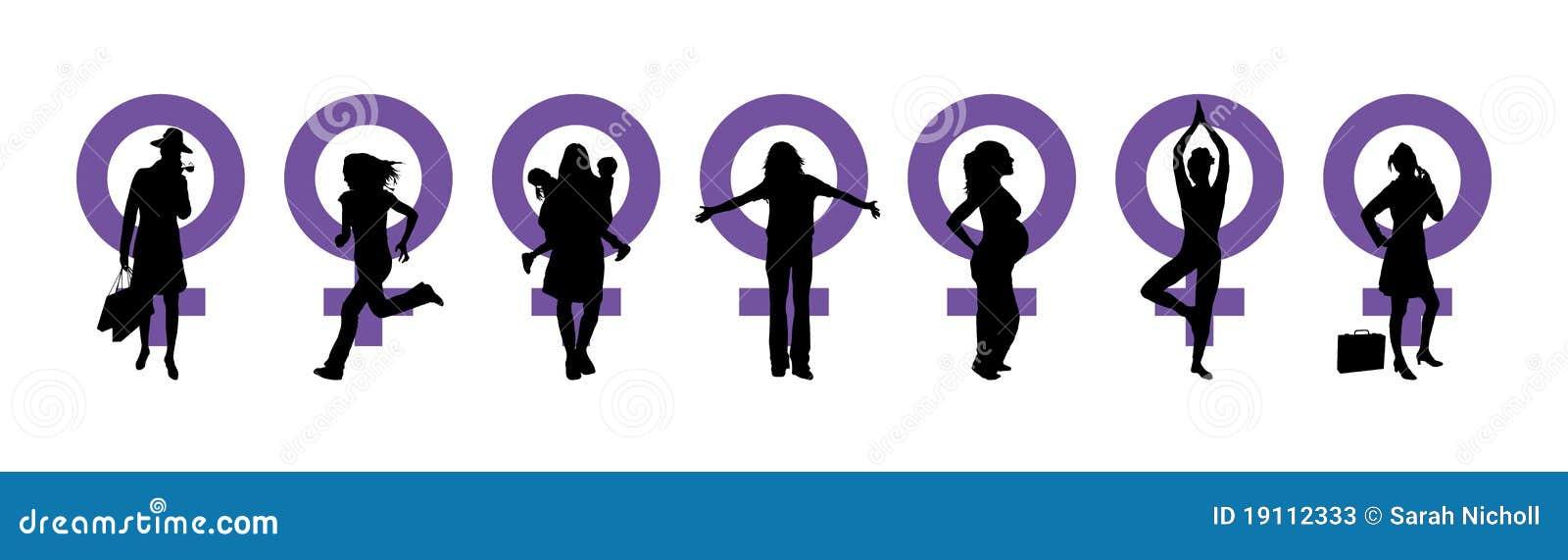 Womens Day Banner Stock Illustration Illustration Of Freedom