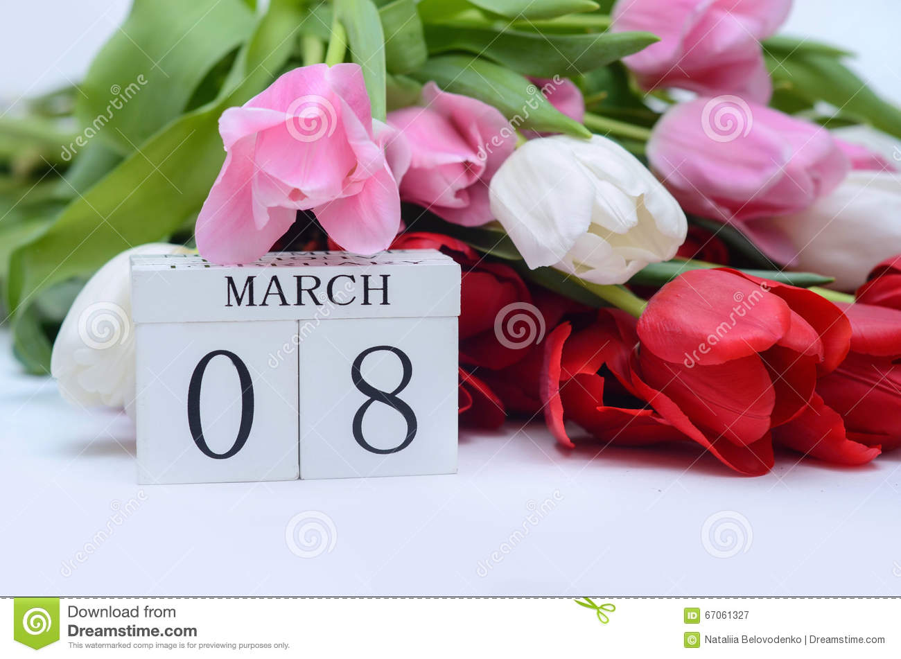 Women s Day, March 8