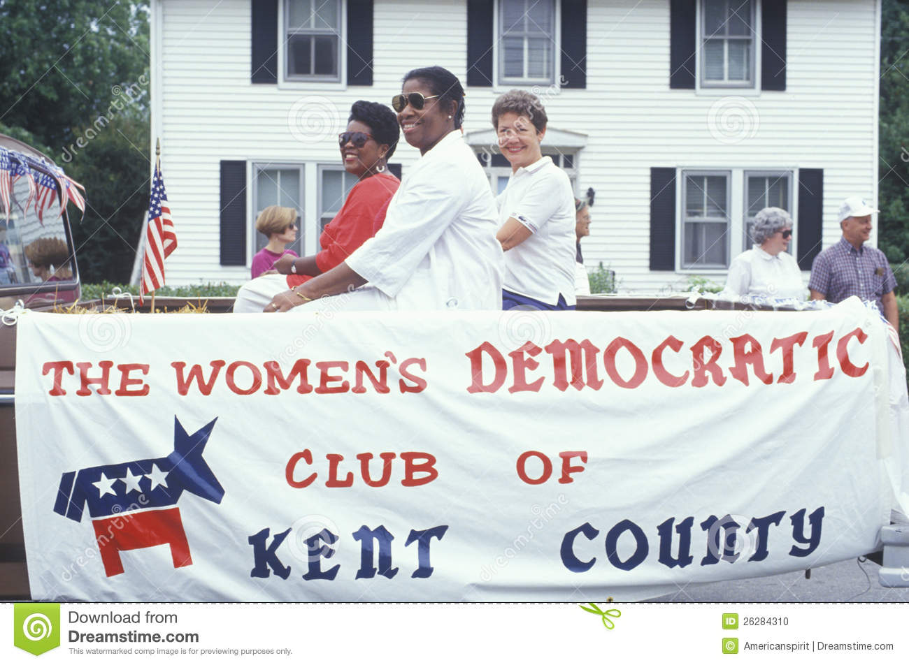 The Women's Democratic Club Editorial Image - Image: 26284310