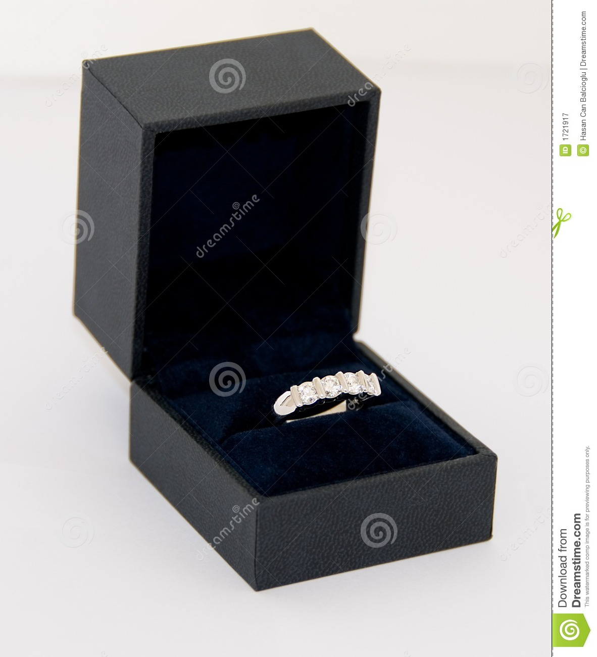 Engagement ring in box pictures