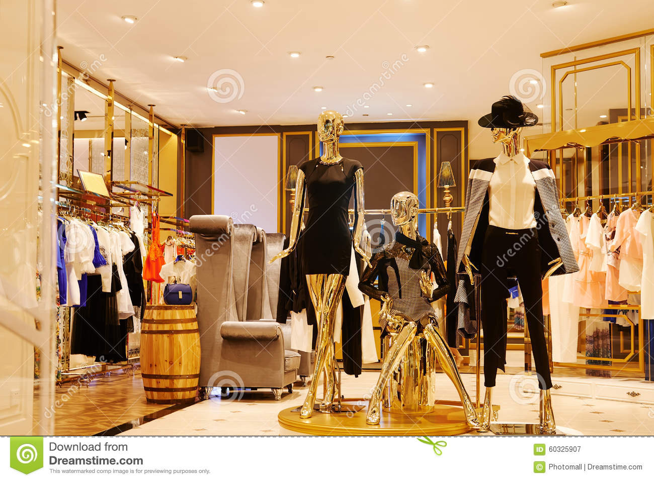 Top trendy clothing stores