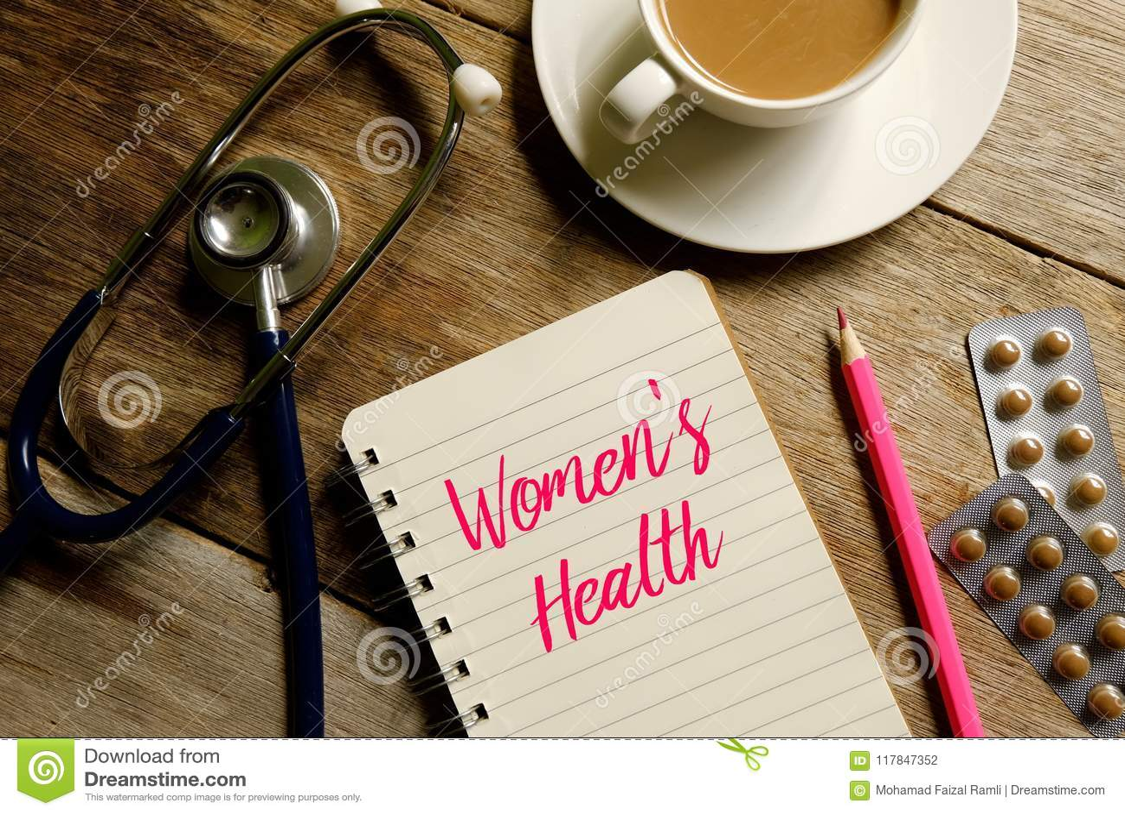 Women& x27; s-Gesundheit