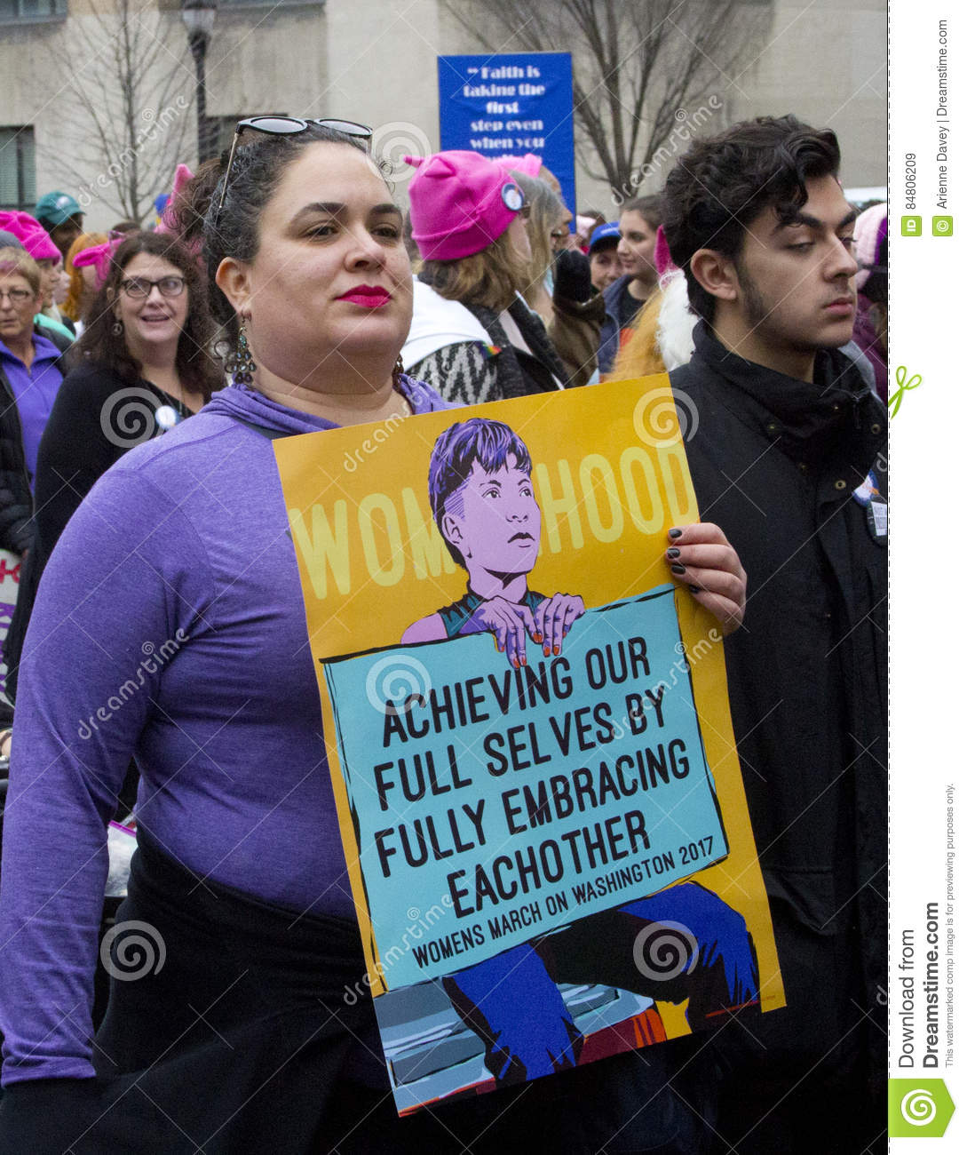 Women`s March on Washington