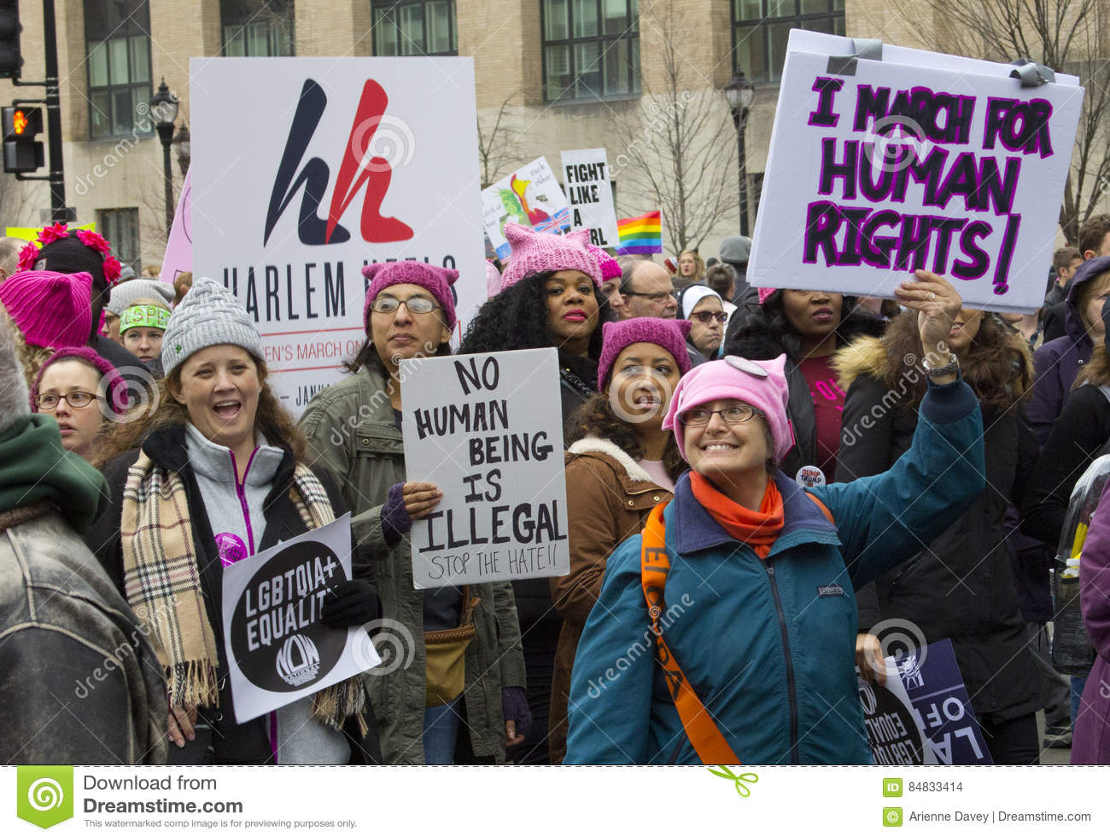 Women`s March on Washington