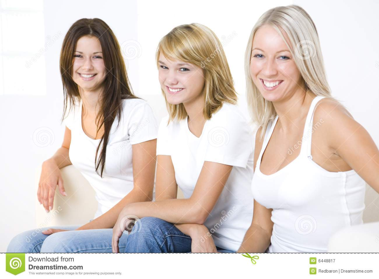 The women s meeting stock image. Image of happiness ...