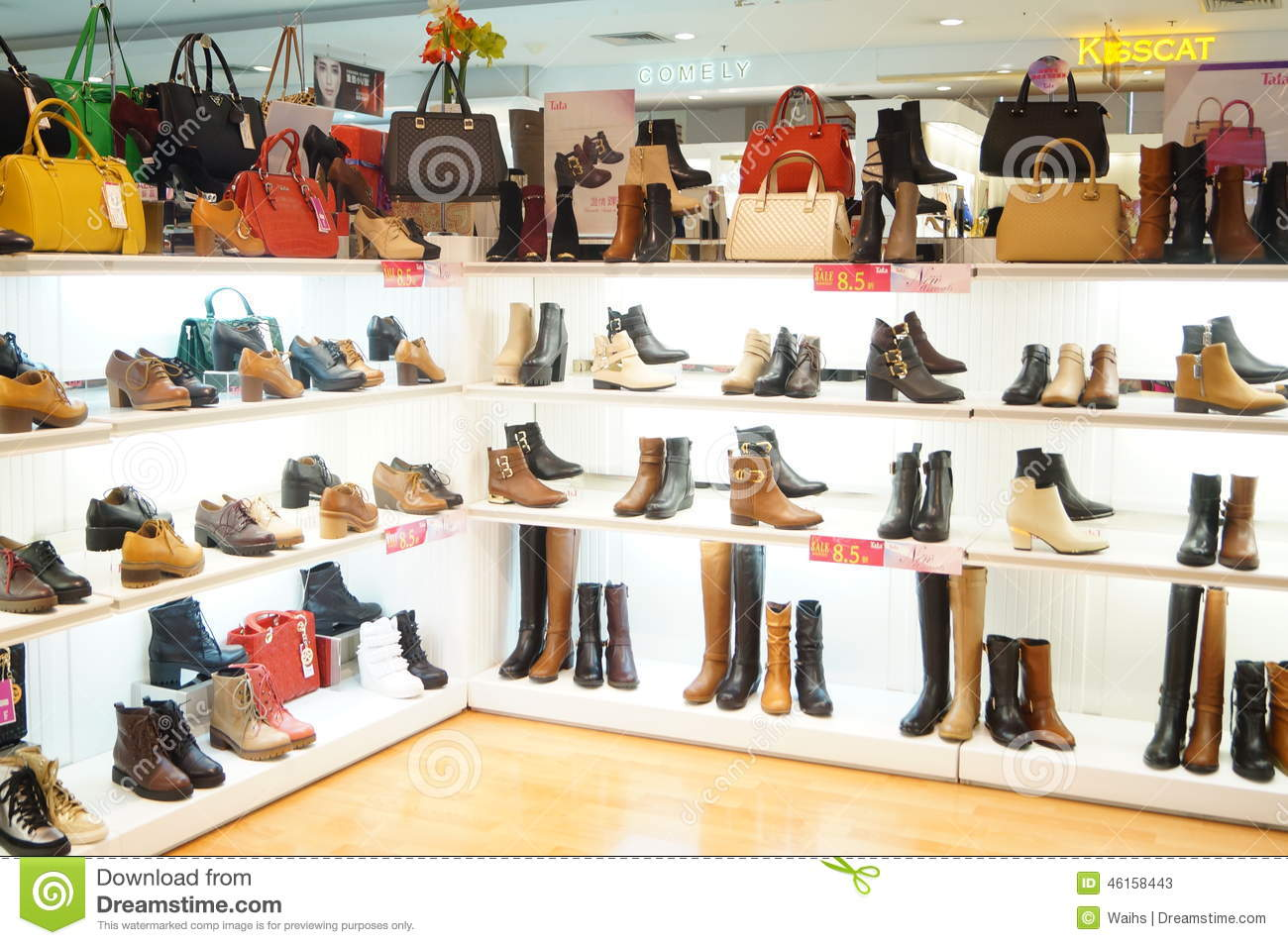 U.S. Women's Shoe Sizes to Inches Conversion Chart