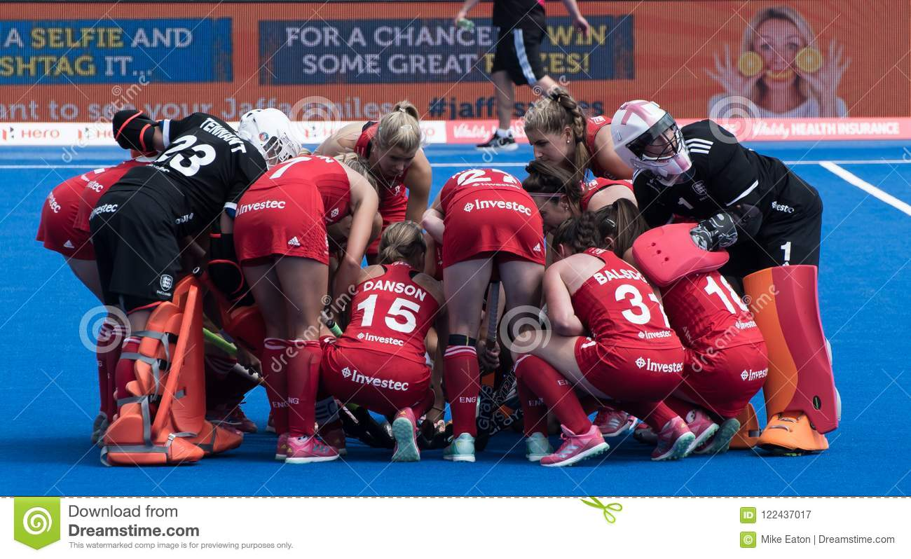 Women S World Hockey Cup 2018 Editorial Photography Image Of Held