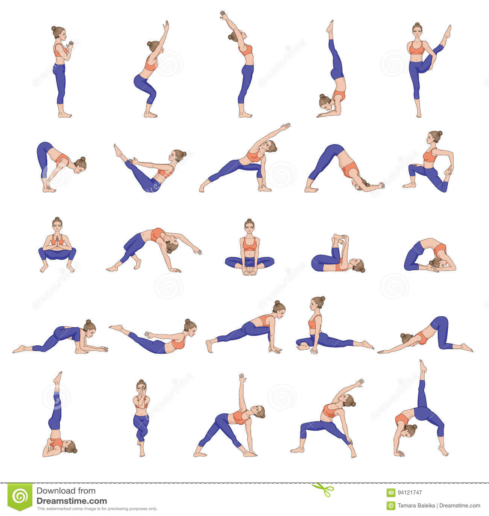 Yoga Poses For Women