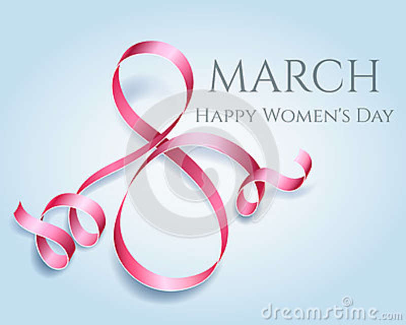 Womens day 8 march element