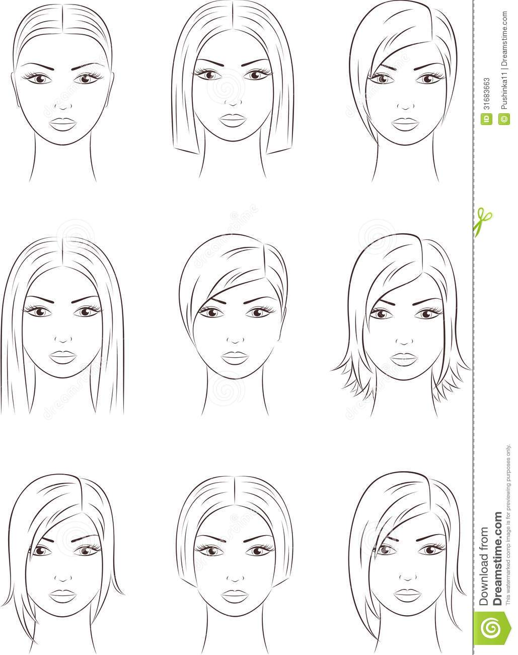 Stock Photos Womens Faces Vector Illustration Set Different Hairstyles Silhouettes Image31683663 besides How To Draw Malachite From Steven Universe as well 20120724 82258 additionally Chibi Sketches 90020290 also Sonic OC Sapphire The Bat 334134313. on drawing hairstyles