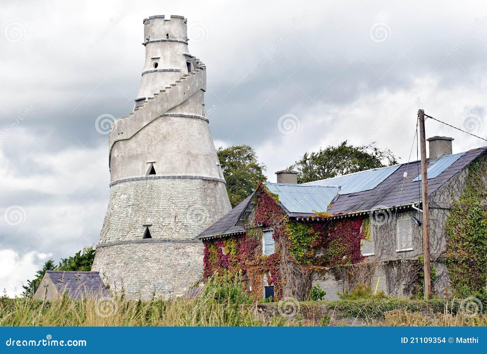 The Wonderful Barn Ireland Stock Images Image 21109354