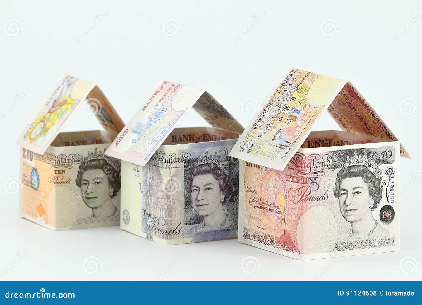 Woningmarkt in het UK, een bloeiende toekomst