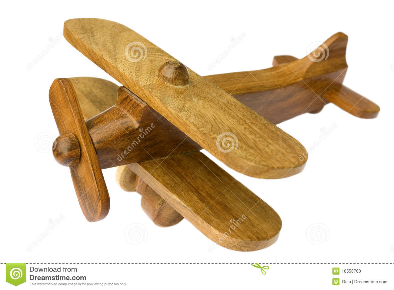 Wood Airplane Stock Photo Image Of Wood Plane Propeller 10556760