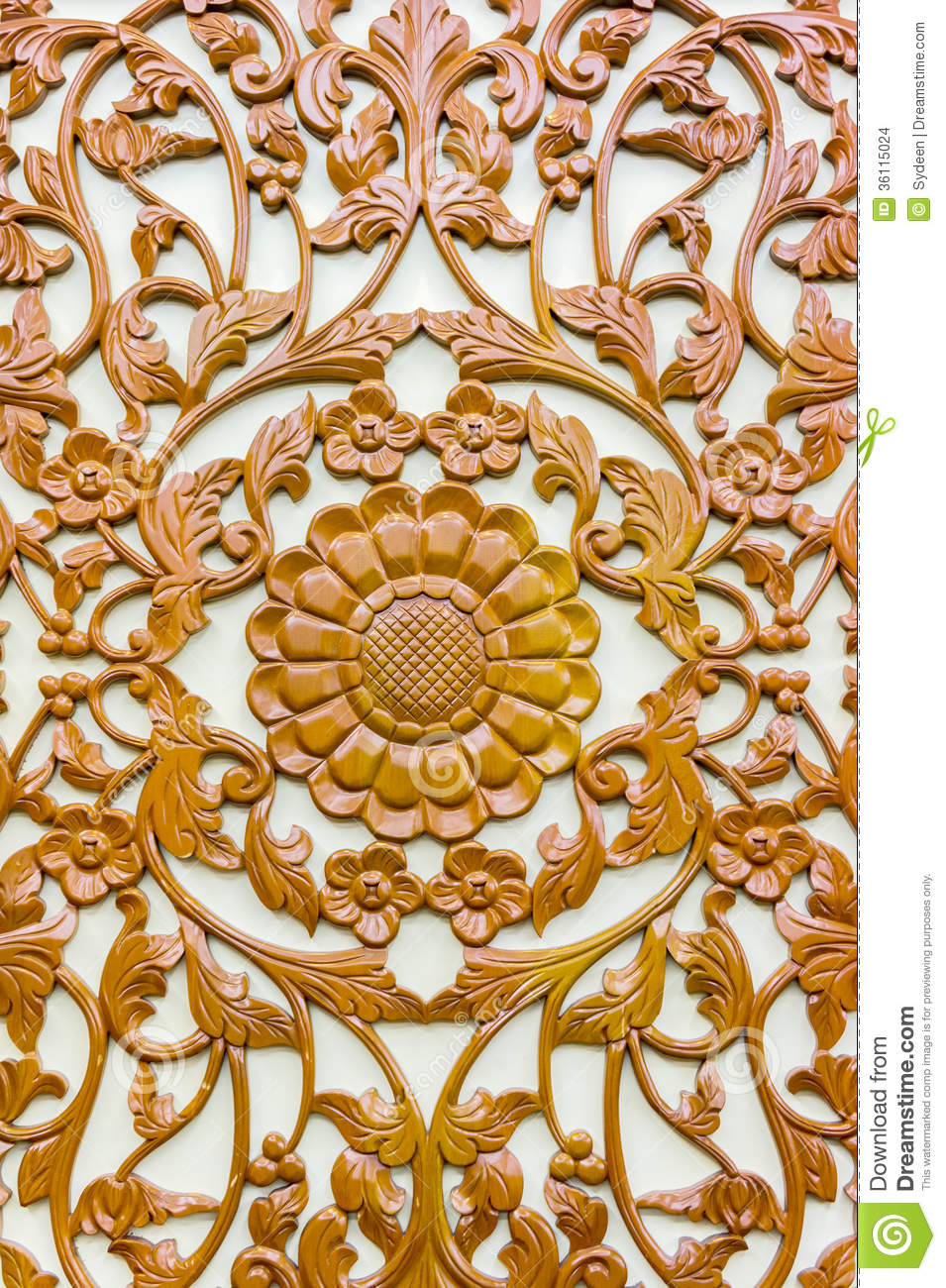 Wood art decoration stock images image 36115024 for Art as decoration