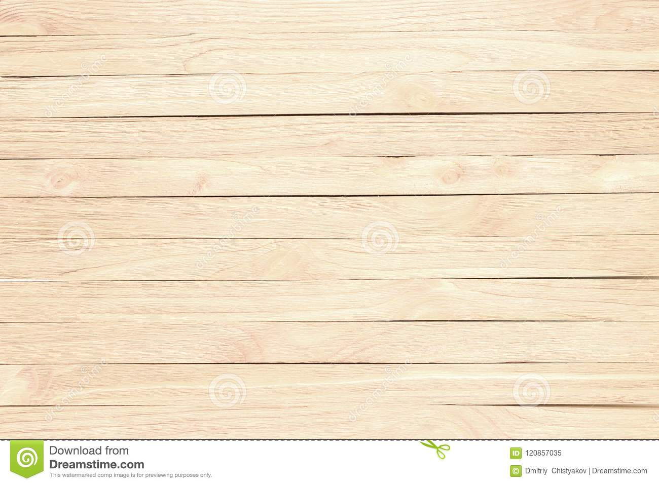 Wood Floor Texture Or Table Bright Wooden Board