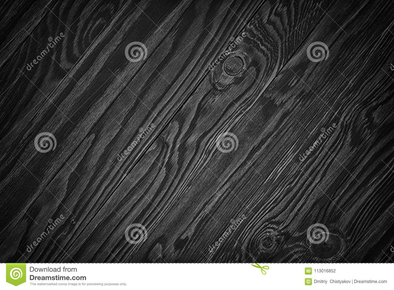 Download Dark Wood Black Rustic Wooden Table Background Top View Stock Photo