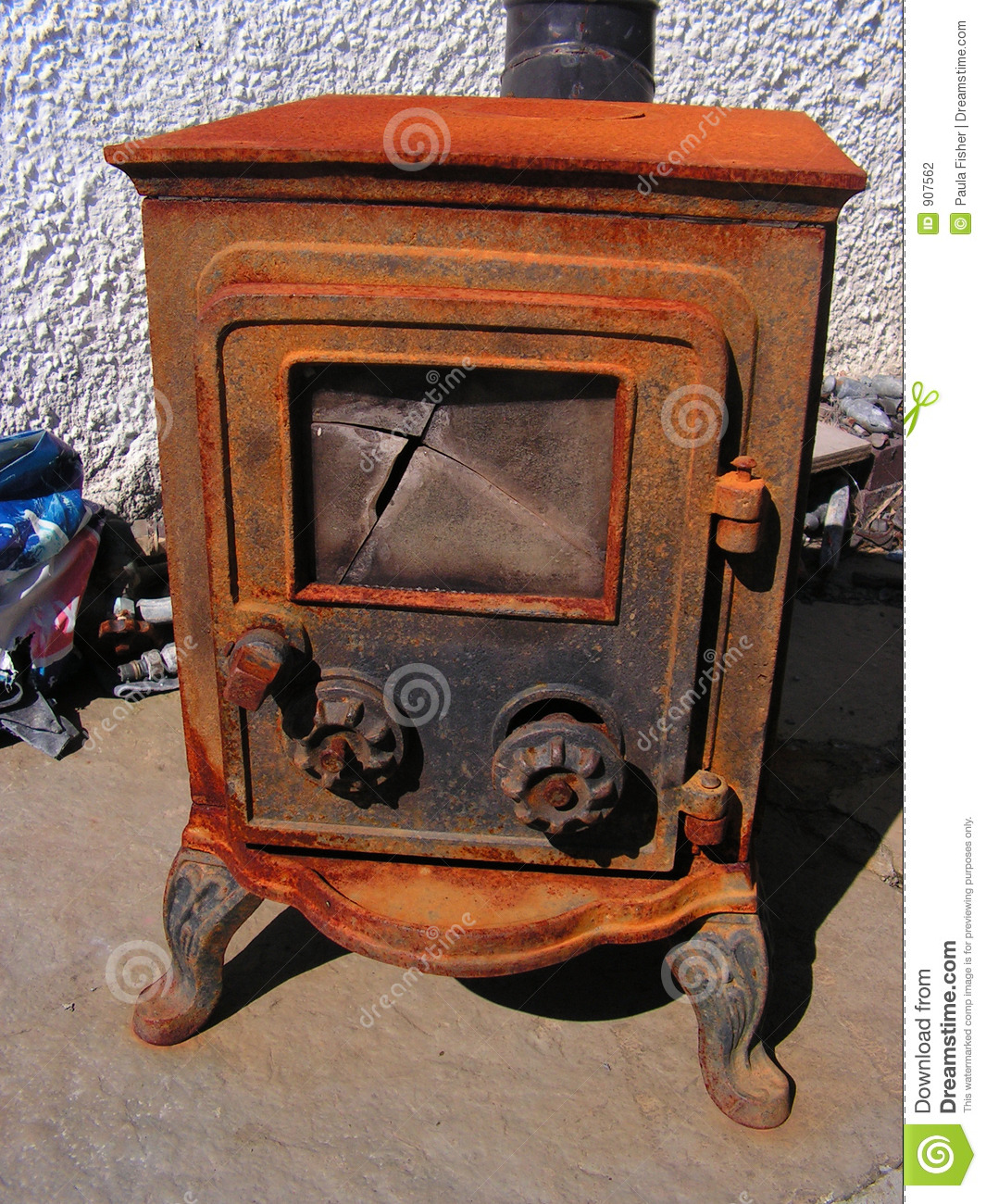 Wood Burning Stove Stock Photography - Image: 907562 - Old Wood Burning Stoves WB Designs