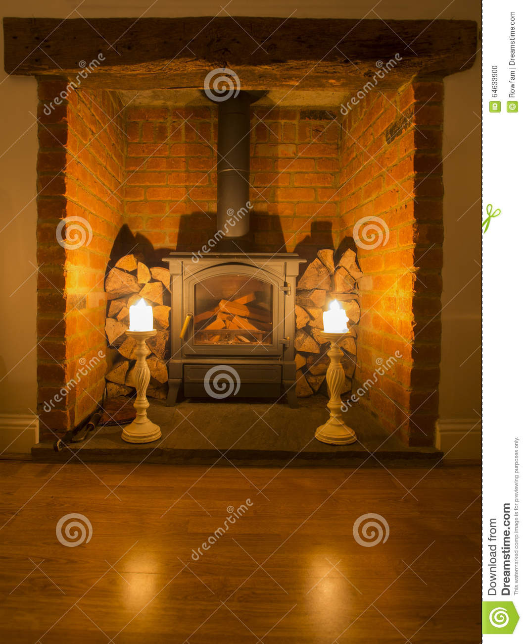 fireplace candles gallery of creative ways to decorate your