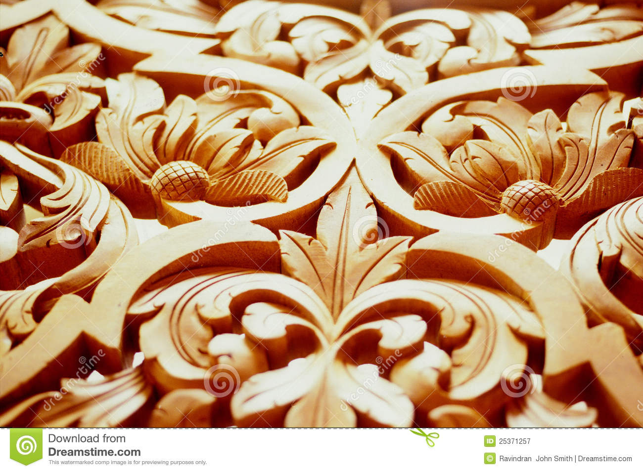 Download Wood Carving stock image. Image of carved, crafted, hand - 25371257