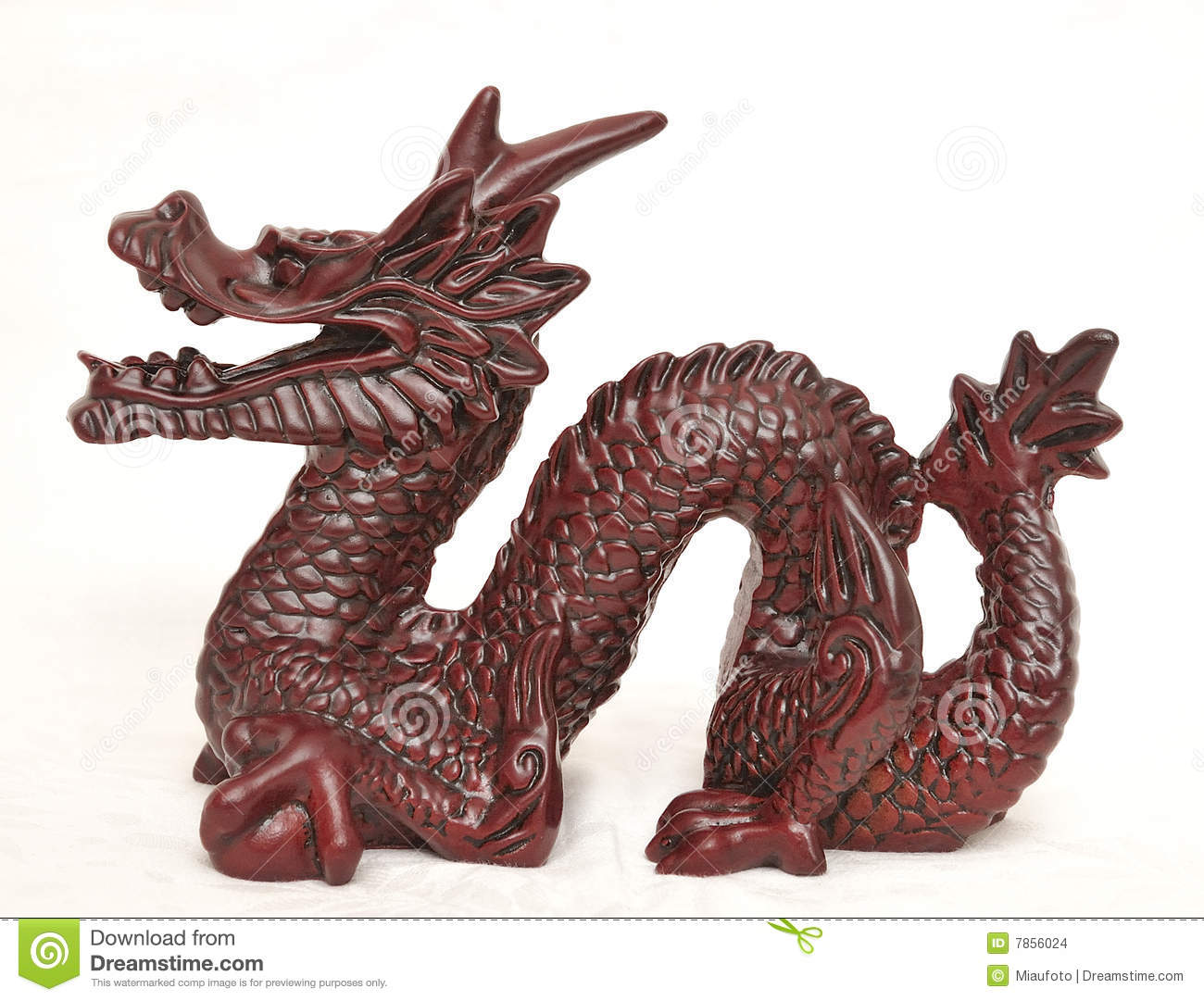 Wood Chinese Dragon Stock Photo Image Of Toys Luxury