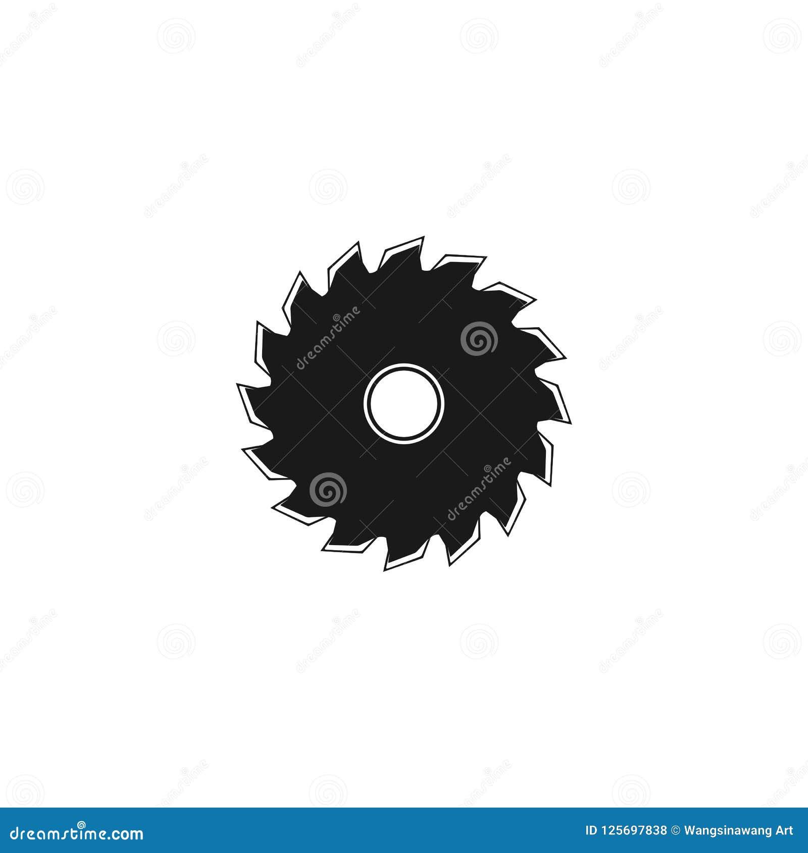 Wood Cutter Timber Logo Design Inspiration Stock Vector Illustration Of Woodwork Construction 125697838