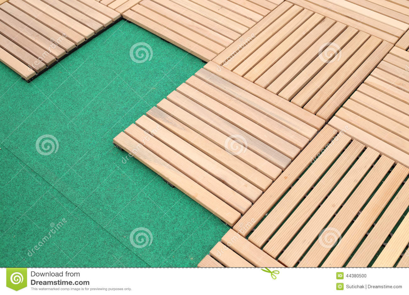 Wooden Deck Panels ~ Wood deck panel floor background stock photo image