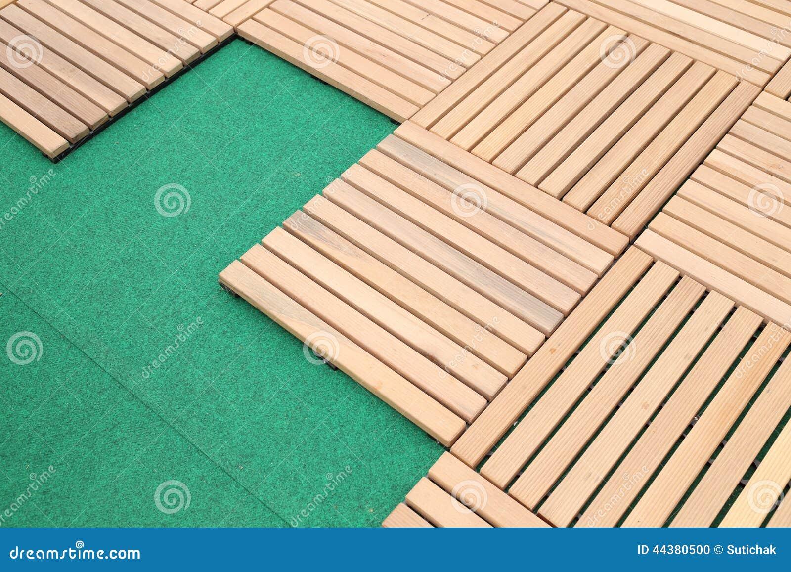 Wood deck panel floor background stock photo image 44380500 for Wood floor panels