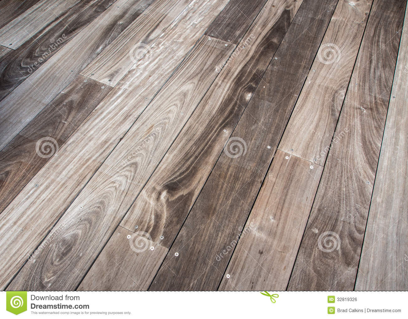 Wood decking stock photo image of planks deck