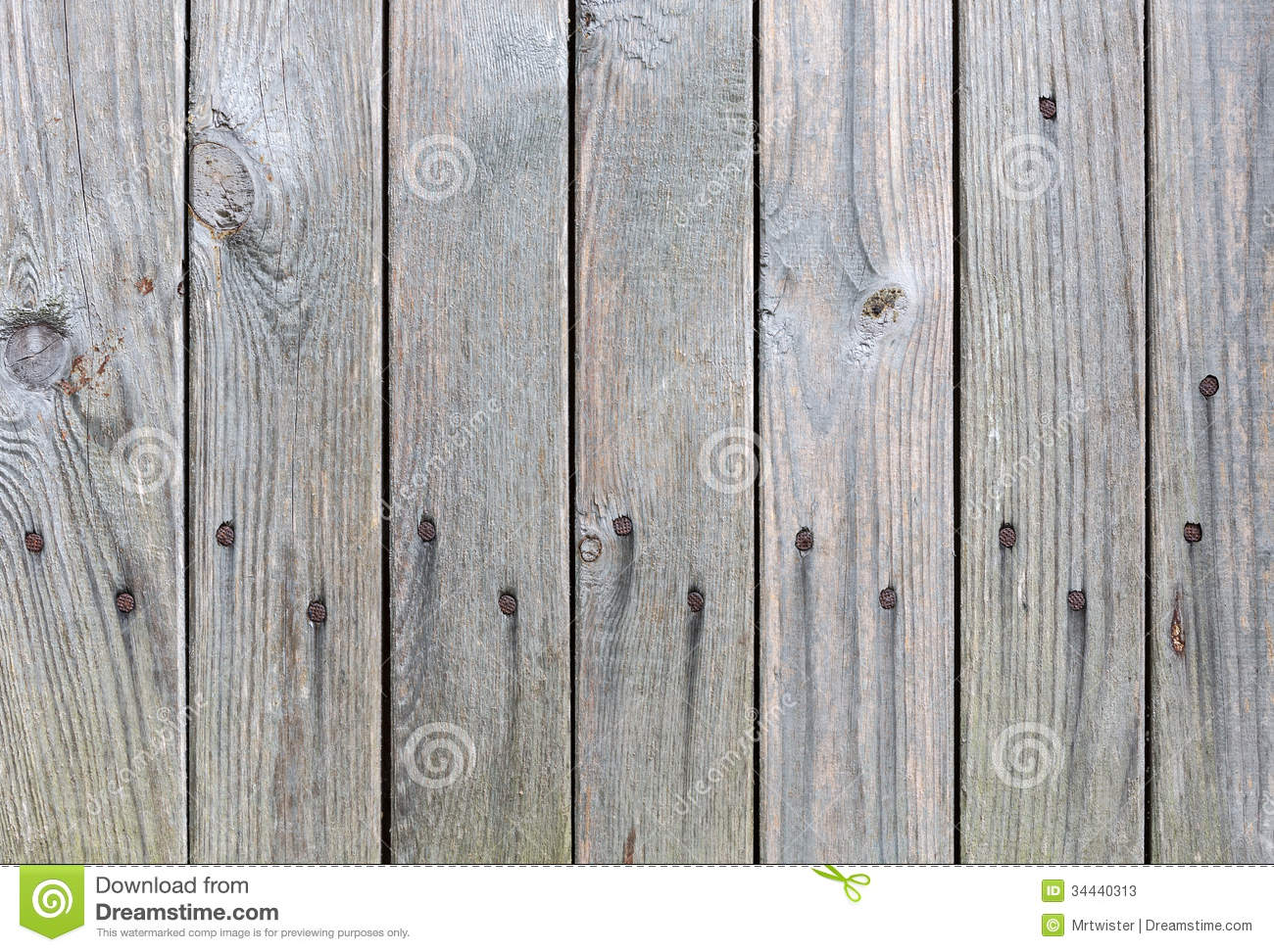Wood Fence Texture : Wood Fence Texture Stock Photos - Image: 34440313