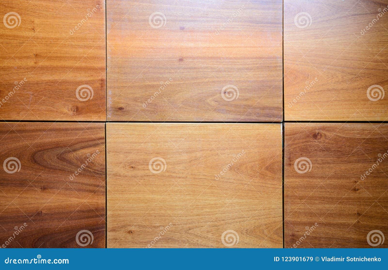 Wood Finishing Wall Panels Background Stock Image Image Of
