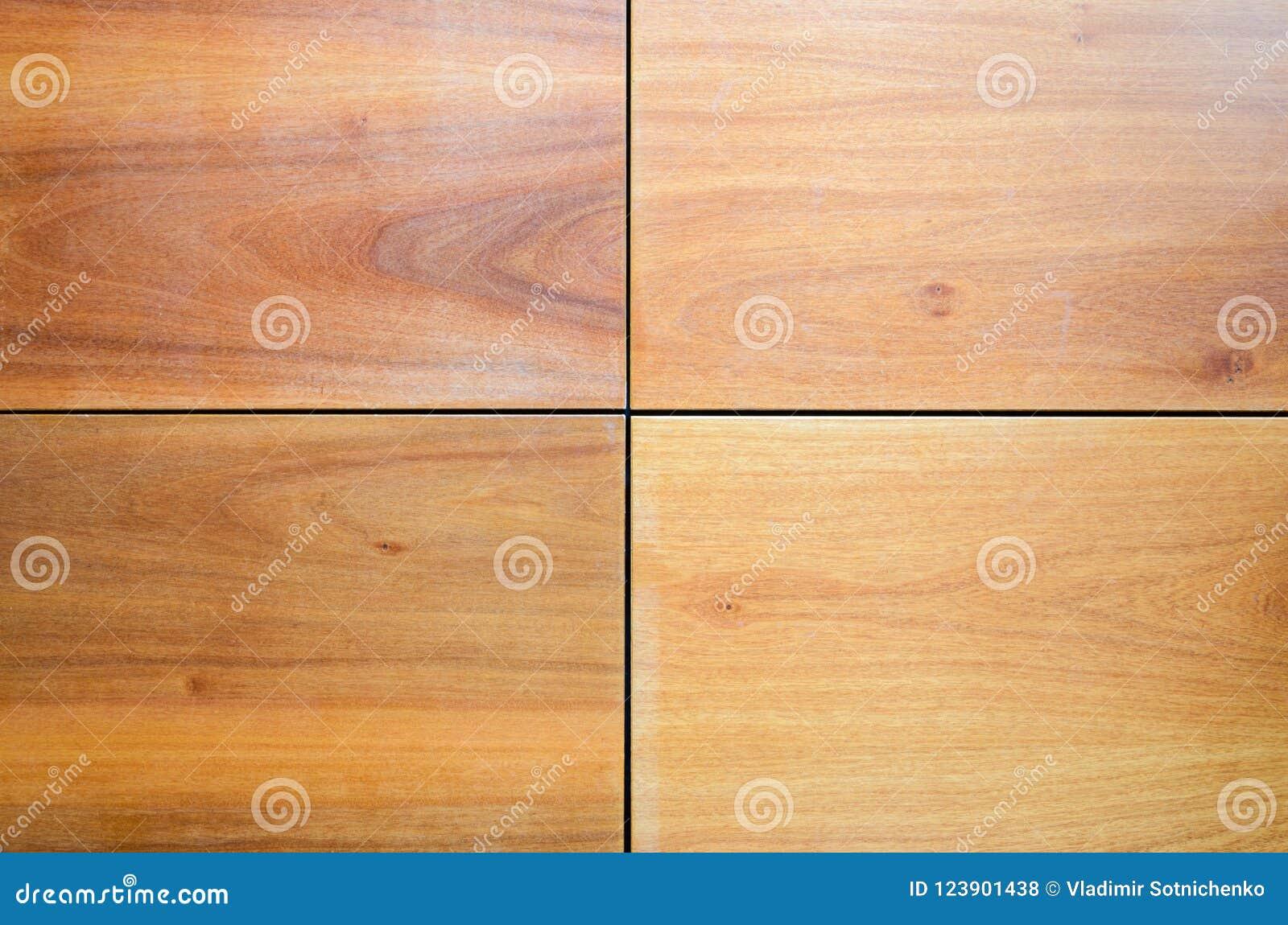 Wood Finishing Wall Panels Background Stock Photo - Image of ...