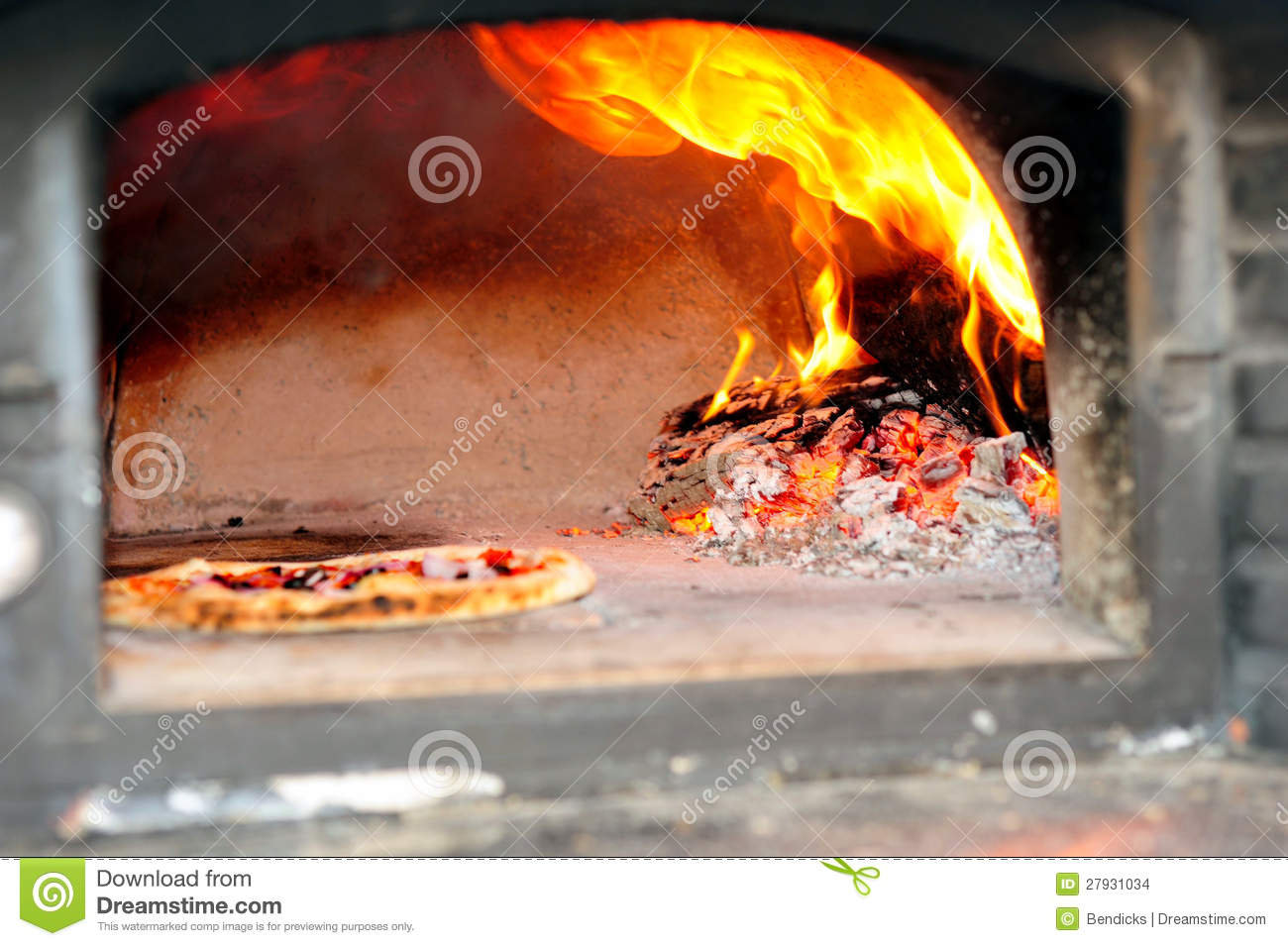wood burning pizza oven wood fired pizza oven stock photo image of snack enber 29006