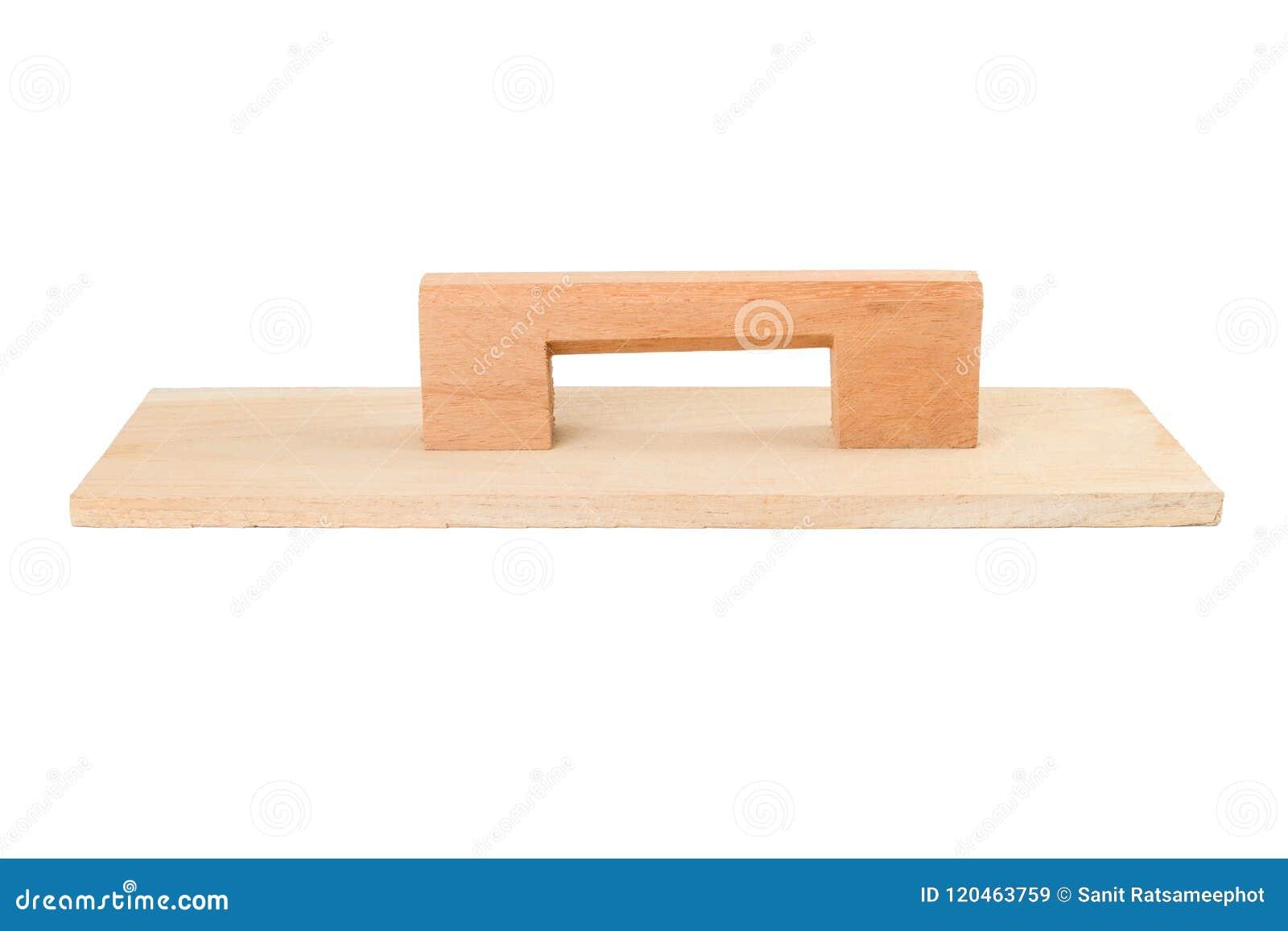 Wood Float Or Finishing Trowel Stock Image Image Of Masonry