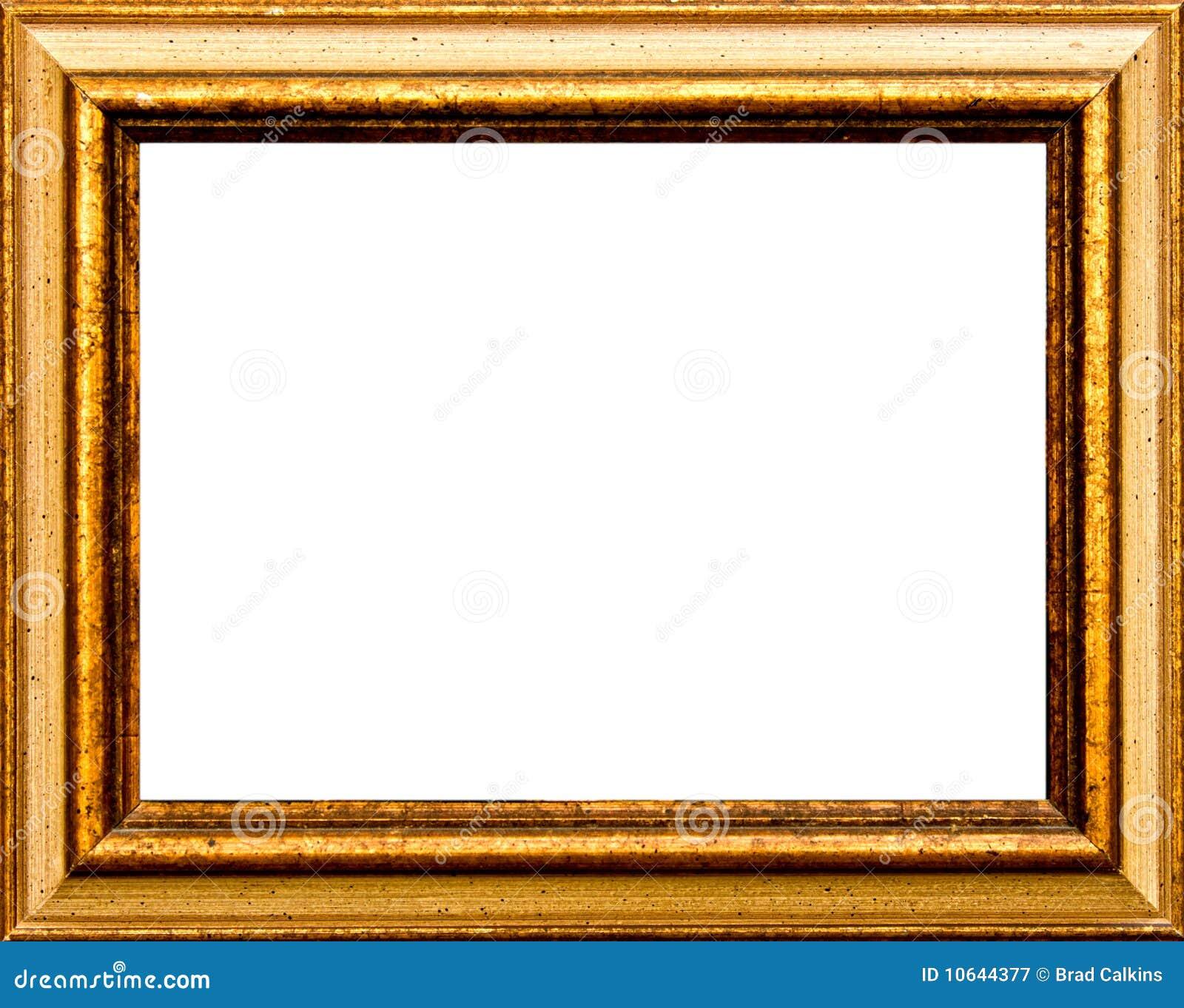 Wood Frame Stock Image Image Of Frames Border