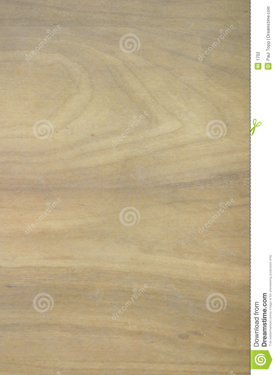 Wood Grain Pattern for Background