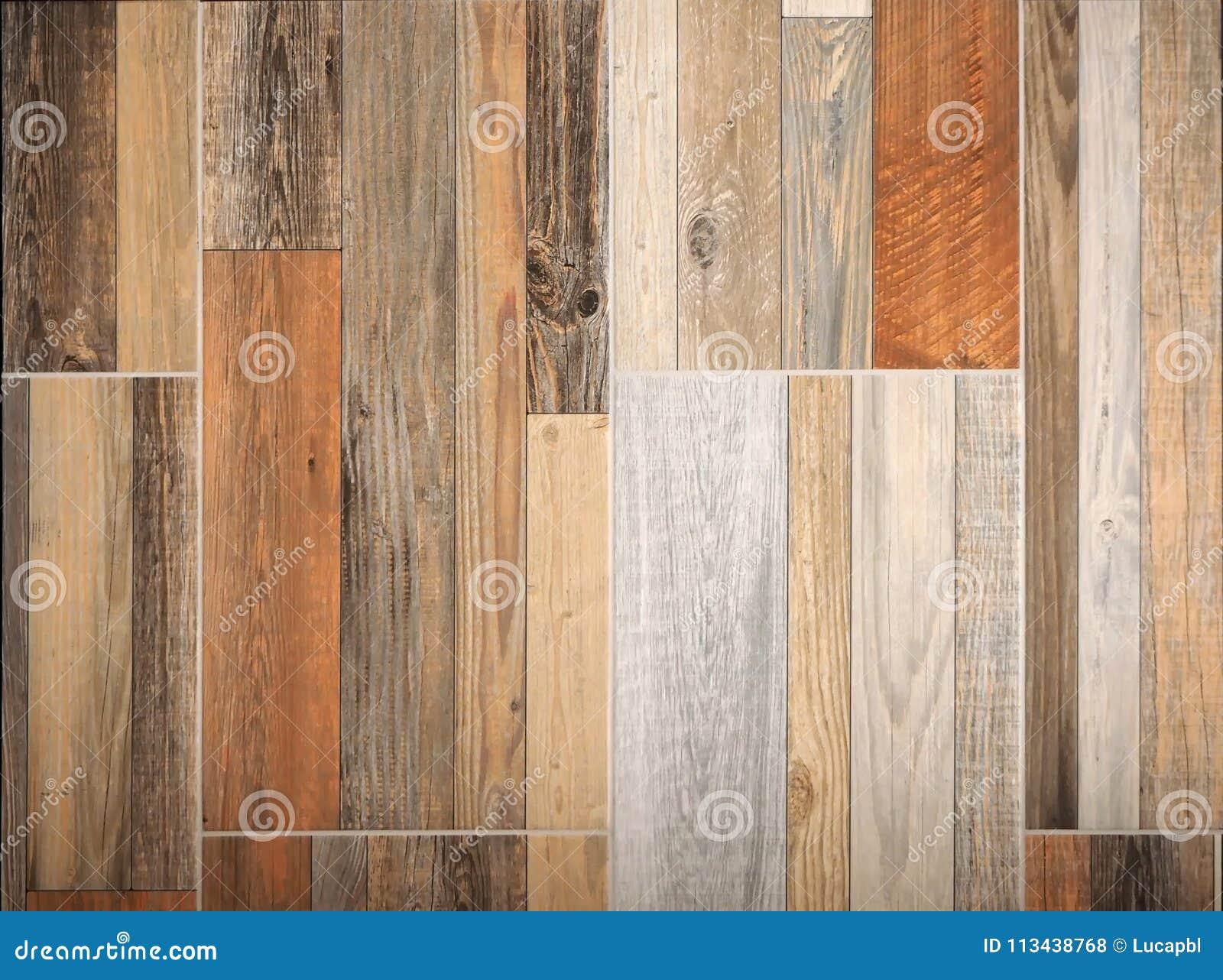 Wood innerväggpanel, med laminater av olika typer, format och färger