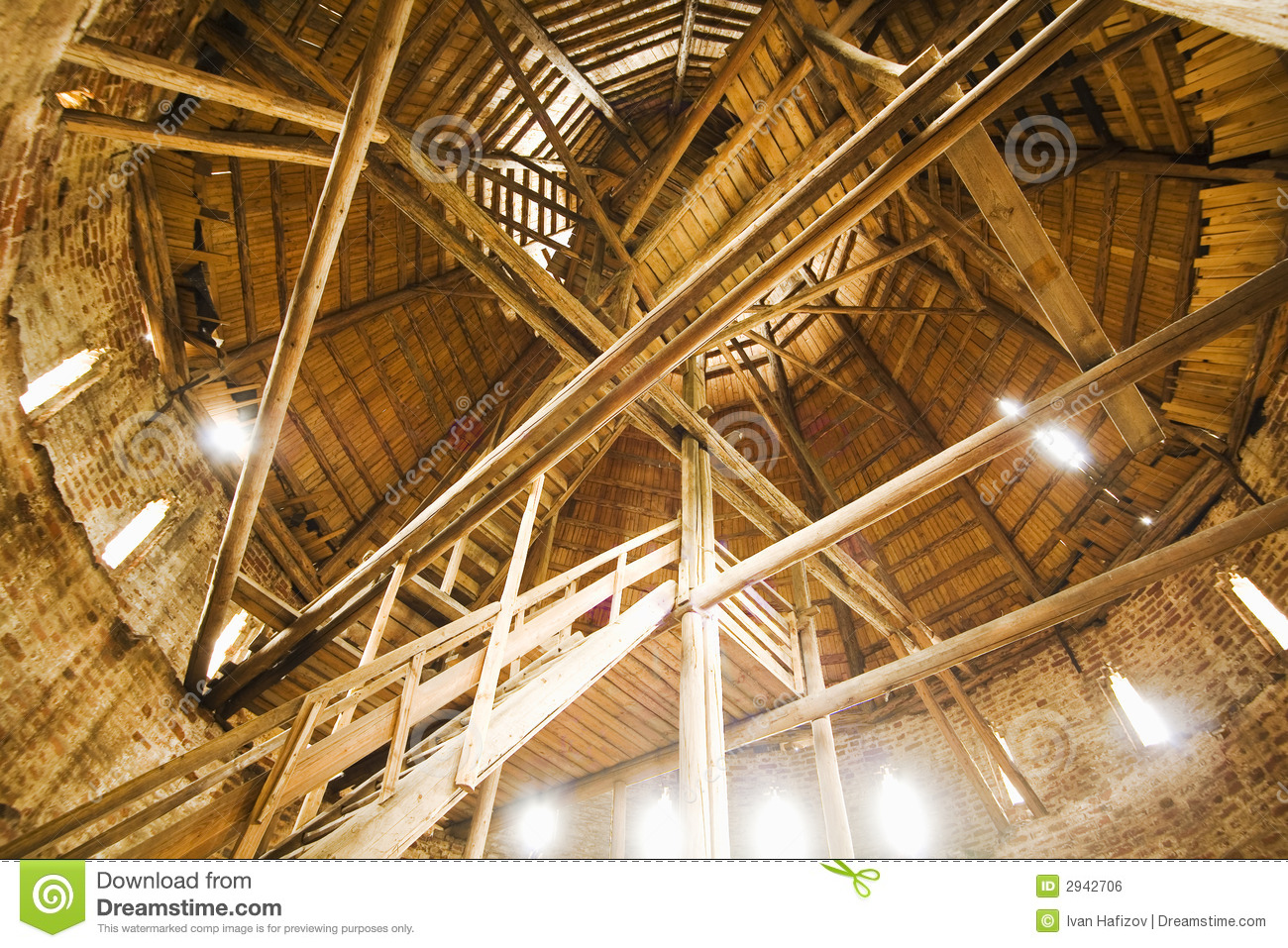 Wood Interior wood interior royalty free stock image - image: 2942706