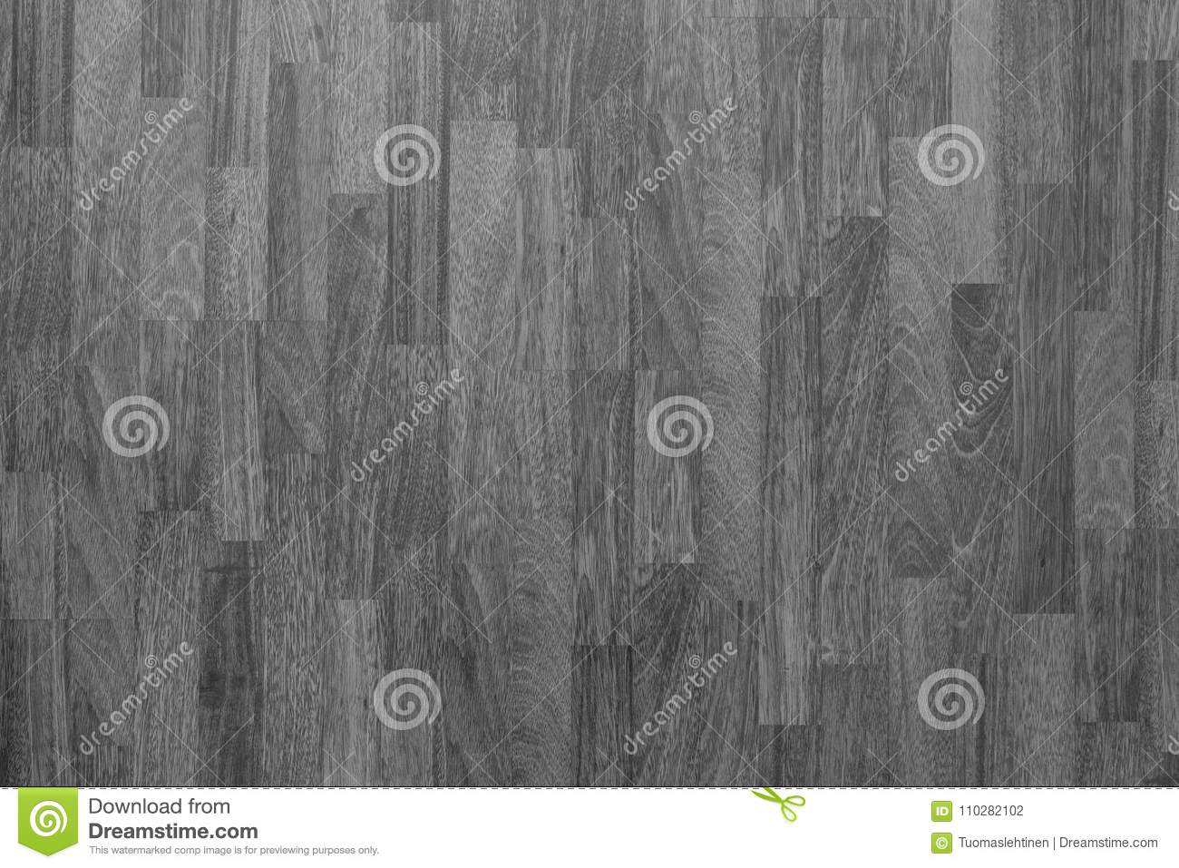 Laminate Flooring Background In Black And White