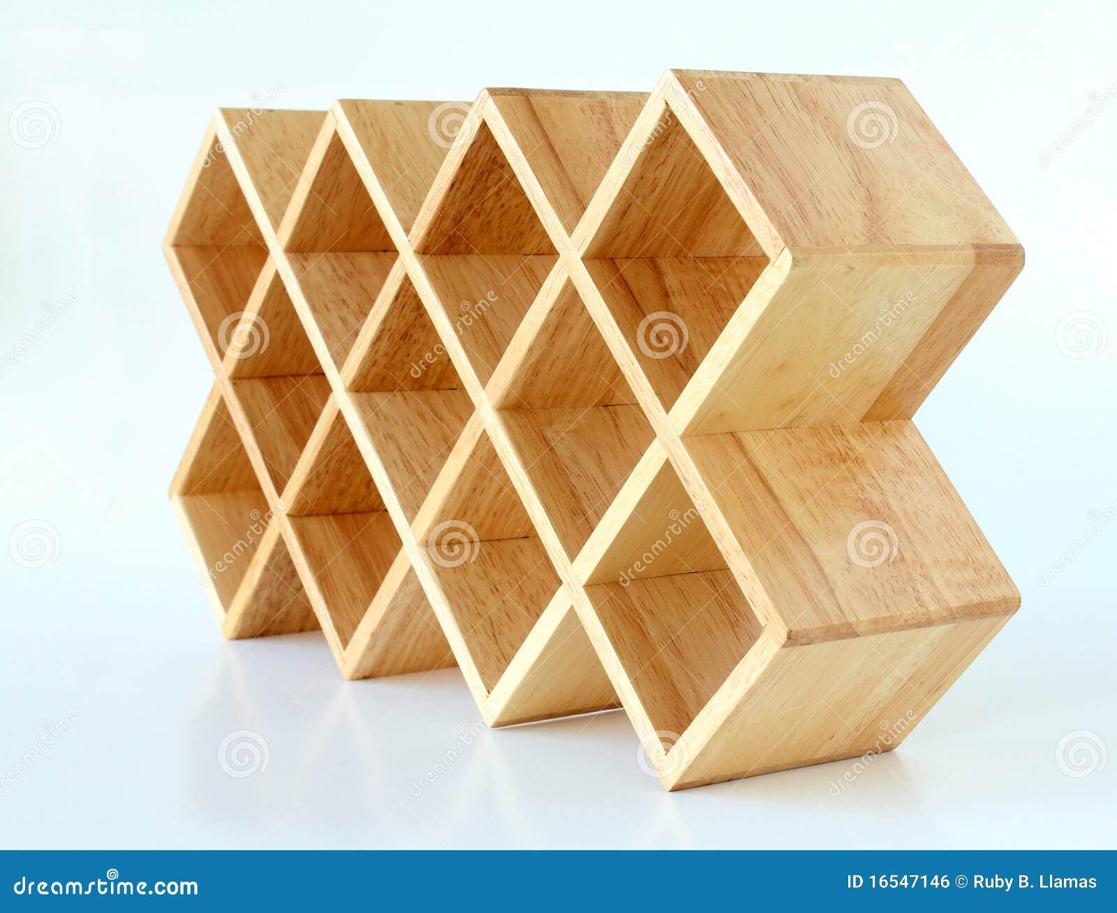 Wooden Wine Rack Lattice Plans PDF Plans