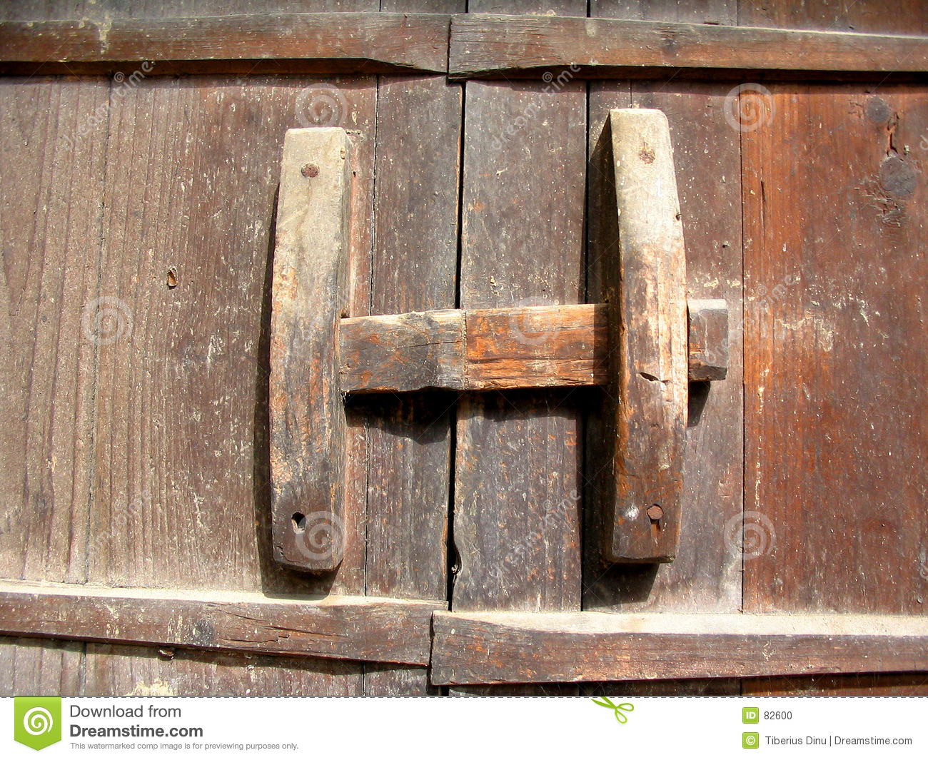 Wood Lock Stock Photo Image Of Iron Closeups Safeguard