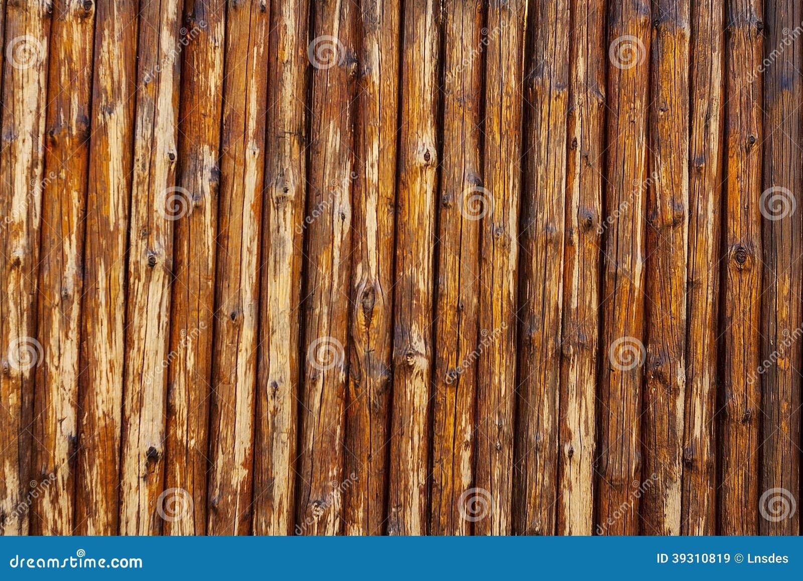 Wood Log Background Stock Photo Image 39310819