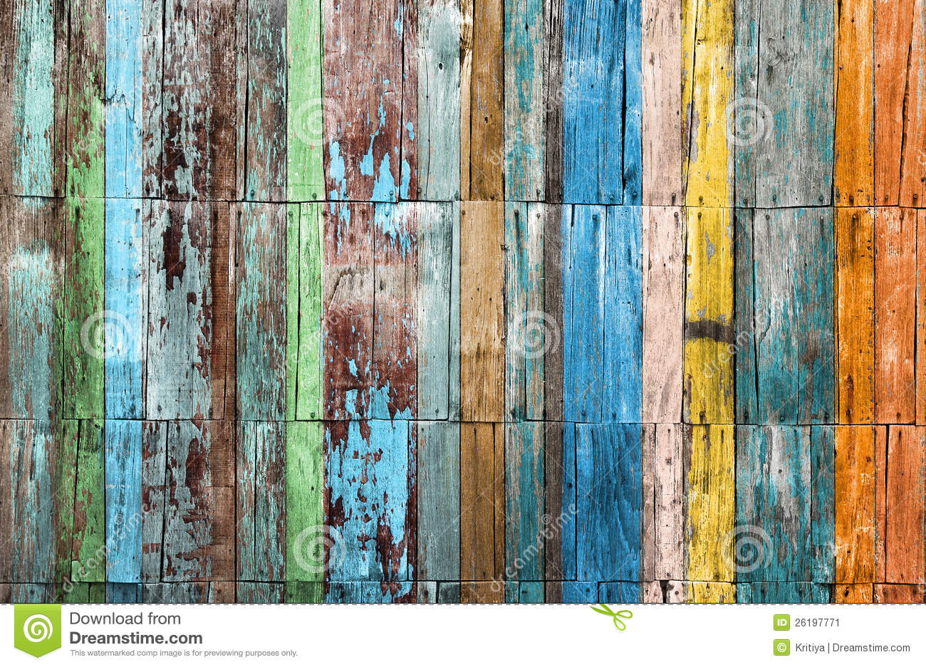 Wood Material Background Stock Image