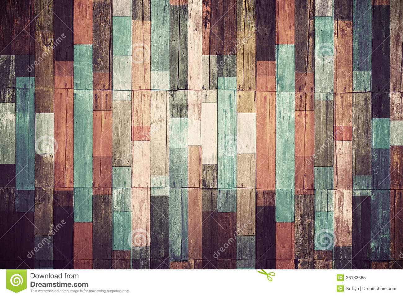 Wood Material For Vintage Wallpaper Royalty Free Stock